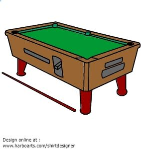 Looking for a 4X8 Pool Table.