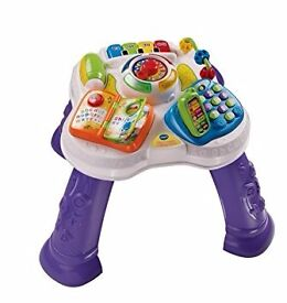VTech Baby Play & Learn Activity Table like NEW