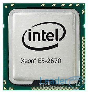 Intel Xeon Processor E5-2670  (20M Cache, 2.60 GHz, 8.00 GT/s Intel QPI)