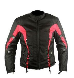Ladies motorcycle jacket-BRAND NEW