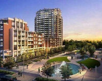 2 bed 2 bath brand new luxury condo at birchmount/hwy 7