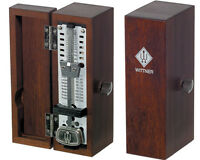 Wittner metronome. Super mini. Mahogany, new condition.
