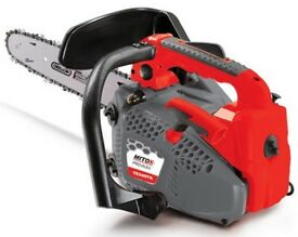 Mitox top handle chainsaw cs260tx