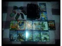 Ps2, games and accessories, all in good working order.