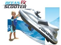 OCEAN SCOOTER BY ASTONE--------INFLATABLE FUN ON THE WATER!