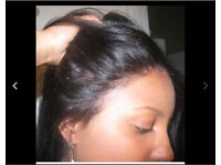 Human REMY Brazilian Peruvian Man Hair Blend Lace Front Wig - Any Length, Style, Colour only £50!
