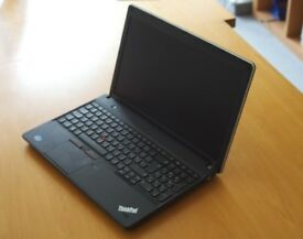 Lenovo Thinkpad Edge E530 laptop Intel 3.3ghz x 4 Core i5 -3rd gen CPU NVidia GeForce 635m graphics