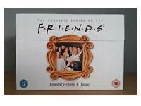 FRIENDS BOX SET , NEW