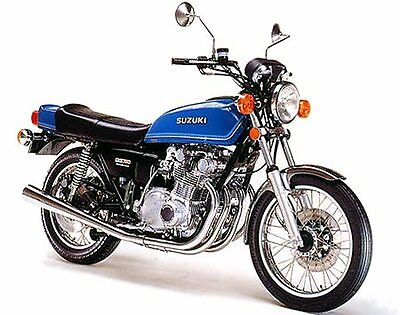suzuki GS750 workshop manual cd with supplement for 750E