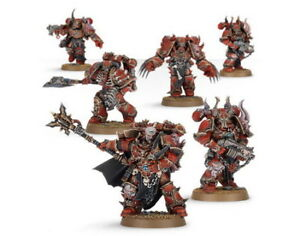 Warhammer 40k Chaos Chosen from Dark Vengeance