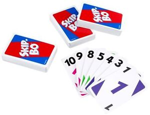Skip Bo Card Game (by UNO) Brand New In Box Kitchener / Waterloo Kitchener Area image 2