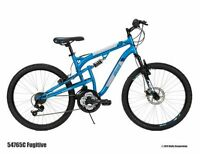 "Wicked Fugitive 24"" 21-Speed Youth Mountain Bike. Like-New."