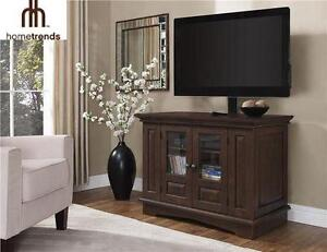 NEW* HOMETRENDS TV STAND WILLOW MOUNTAIN - WITH MOUNT ENTERTAINMENT CENTRE HOME ELECTRONIC STORAGE 79462576