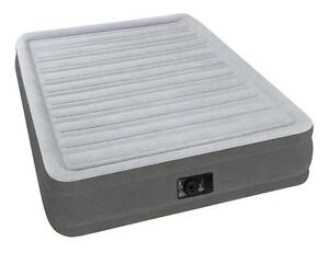 Full size Intex Comfort-Plush Mid Rise Airbed For 45% Off