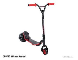 Brand new wicked scooter