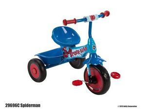 Marvel® Boys' Spider-Man® Juvenile Huffy Trike For 40% Off