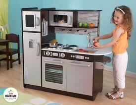 Kidkraft Espresso Toy kitchen