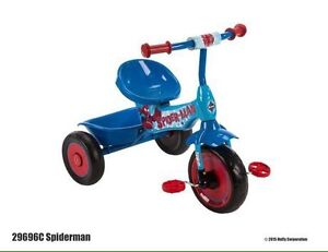 Tricycle spiderman comme neuf