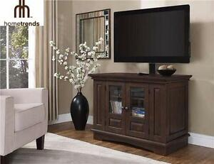 NEW* HOMETRENDS TV STAND WILLOW MOUNTAIN - WITH MOUNT TV STAND FURNITURE  84266885