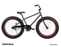 "Brand New Wicked Moose 26"" Men's Fat Tire Bicycle"