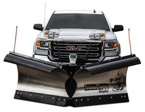 Snow Plow - SnowDogg plows and SaltDogg spreaders