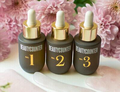 Counter+ No. 1 No. 2 No. 3 Brightening - Plumping - Balancing Facial Oil