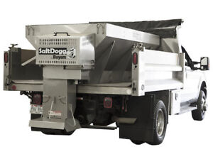SNOW & ICE CLEARING EQUIPMENT – Snow Plows & Spreaders