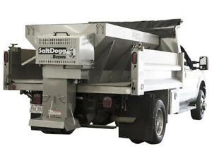 SNOW PLOWS & SPREADERS - Sizes for all jobs