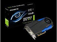 RARE GIGABYTE 970 TURBO CARD 4GB GV-N970TTOC-4GD FOR SWAP OR SALE
