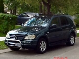 My Loss - Your Gain - 2000 Mercedes-Benz ML 430