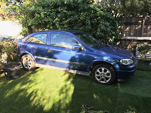 2003 Holden Astra Hatchback West Melbourne Melbourne City Preview
