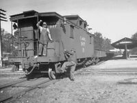 Experienced Railcar switcher
