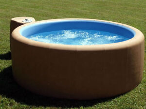 iso softub hot tub