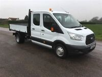 Haulage courier delivery transport Logistics for 1 to 2 ton from A to B..