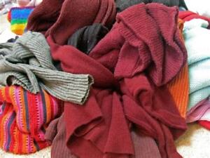 Wanted: old sweaters,swestshirts any color any size