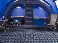 Hi Gear Mojave 5 Person Tent (with footprint and carpet)