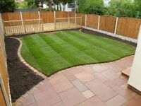 ARTIFICIAL GRASS INDIAN STONE FREE ESTIMATES ALL AREAS FLAGGING PATIOS GARDEN SERVICES MAINTENANCE