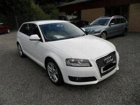 Audi A3 1.9 TDI Sport - 2009 LOW MILEAGE WHITE FOR SALE