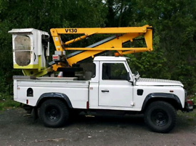 Defender Cherry picker WANTED max 10k