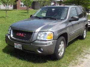 2005 GMC Envoy SLT 341,340 Kms