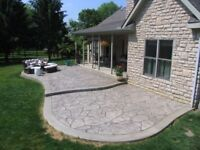 Stamped Concrete Quote