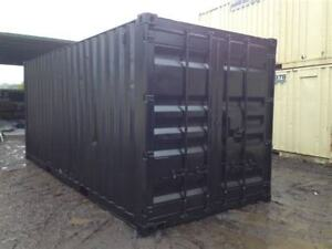 20 foot Storage Containers for Rent