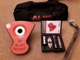 Alko no.33 Wheel Lock, As new