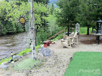 Riverfront Acreage (West Kettle River)