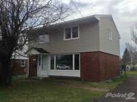 Homes for Sale in New West End, Moncton, New Brunswick $99,900