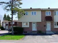 3 bedroom townhouse end unit in Orleans - $1340