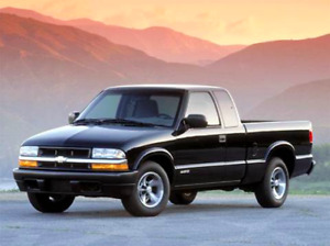 Wanted: Chevy s-10