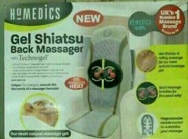 Homemedics shiatsu massager