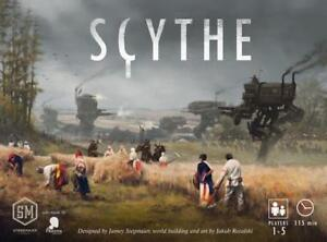 Scythe boardgame with expansion