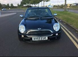 Lovely Mini One Convertible, Low mileage, Immaculate Condition